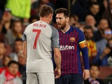 The best player in the world squares up to Lionel Messi on May 1, 2019