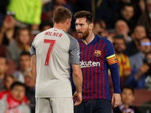 James Milner: 'Barcelona defeat will not derail title challenge'
