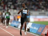 South Africa's Caster Semenya wins the women's 800m on May 3, 2019