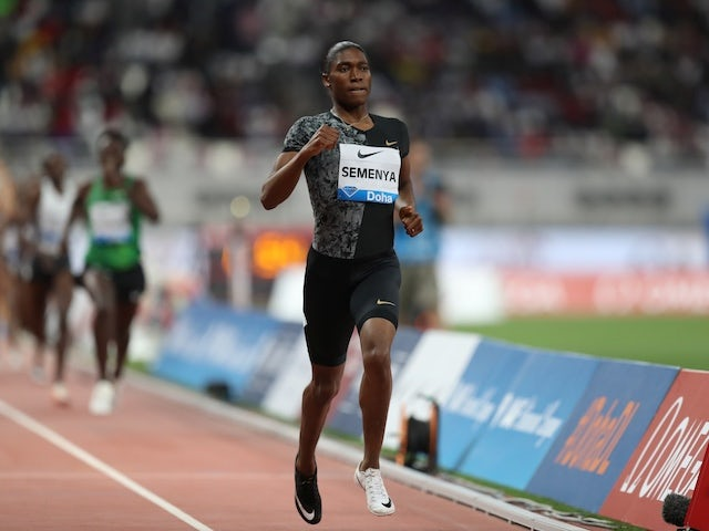 Caster Semenya denied chance to defend world 800m title