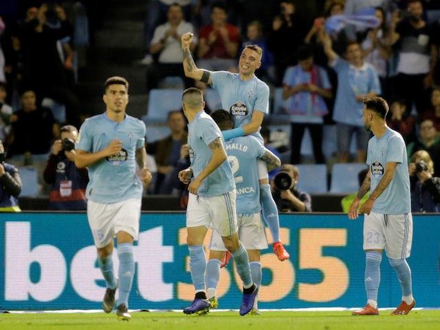 Result: Much-changed Barcelona beaten by Celta Vigo
