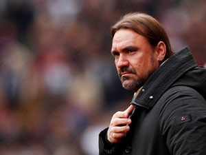 Norwich City boss Daniel Farke pictured on May 5, 2019