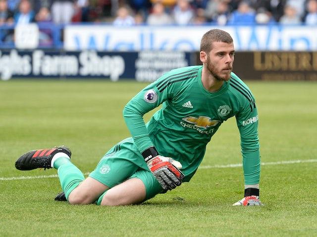 Man United 'no closer to De Gea agreement'