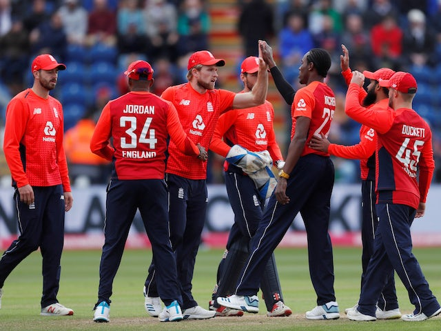 Result: Eoin Morgan leads England to T20 victory over Pakistan