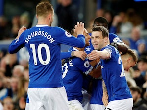 Everton beat Burnley to stay in Europa League hunt