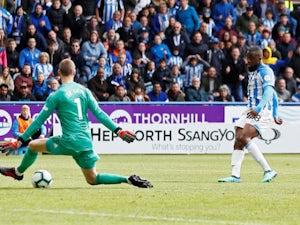 Live Commentary: Huddersfield 1-1 Man Utd - as it happened