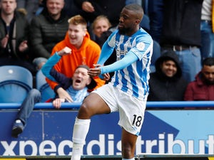 Huddersfield sign Isaac Mbenza on permanent deal