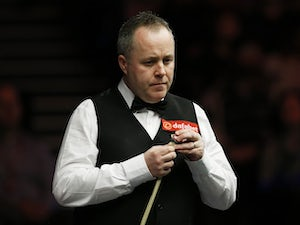 Jordan Brown loses to John Higgins in Milton Keynes