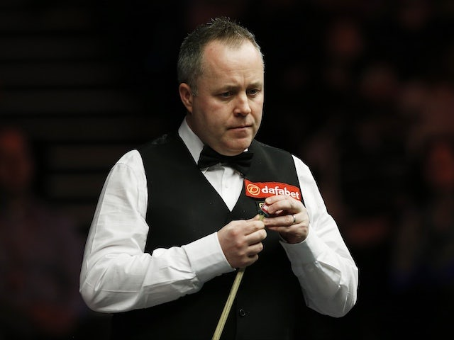 John Higgins vows to put