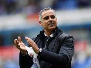 Reading manager Jose Gomes pictured on May 5, 2019