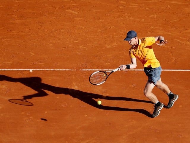 Result: Kyle Edmund ousted in first round again in Rome