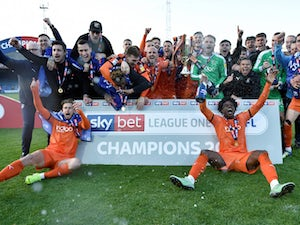 Luton Town crowned League One champions