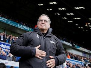 Leeds boss Marcelo Bielsa pictured on May 5, 2019