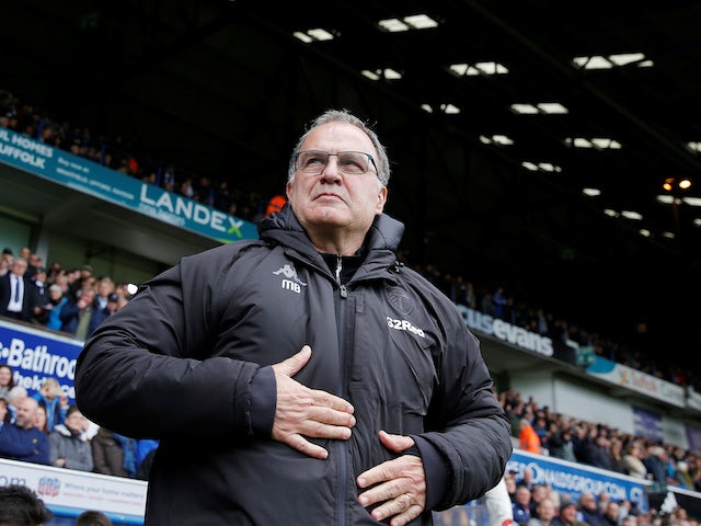 Marcelo Bielsa: 'Leeds deserved victory over Brentford'