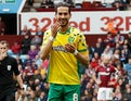 Mario Vrancic celebrates getting the winner for Norwich City on May 5, 2019