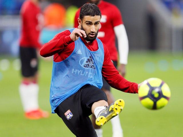Liverpool 'reignite interest in Nabil Fekir'