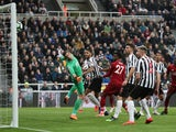 Liverpool legend Divock Origi scores a winner against Newcastle on May 4, 2019