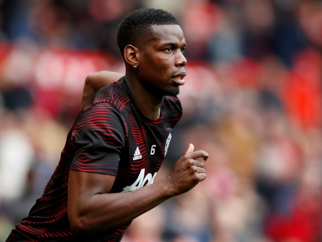Pogba admits wanting to leave Man United