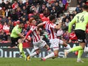 Enda Stevens scores late on for Sheffield United on May 5, 2019