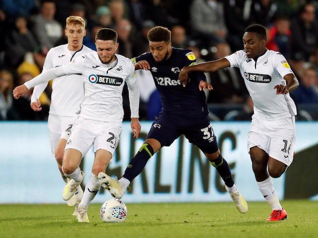 Swansea City's Joel Asoro joins Genoa on loan