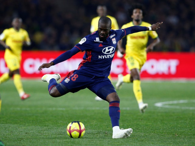 City to beat Spurs to Tanguy Ndombele?