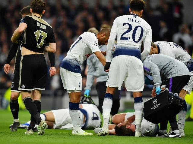 Tottenham defender Jan Vertonghen to see neurologist over head injury