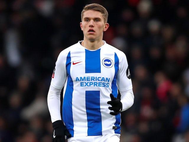Viktor Gyokeres pens new three-year Brighton deal - Sports Mole