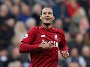 Real Madrid eye Van Dijk as Ramos replacement?