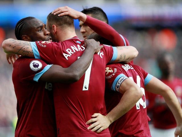 Result: Marko Arnautovic scores twice as West Ham cruise past Southampton