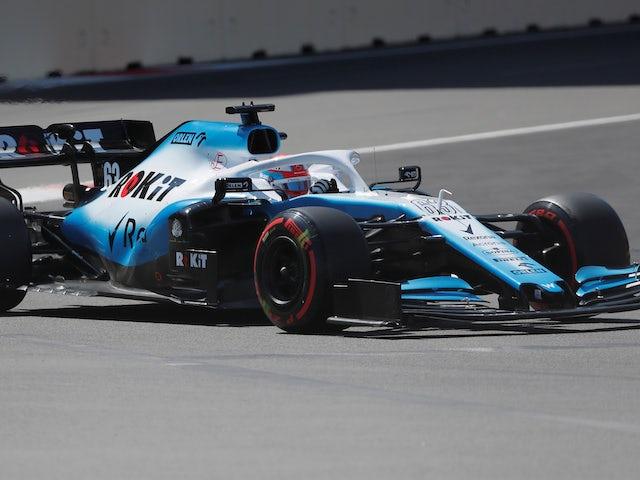 Father eyes 2020 Williams race seat for Latifi