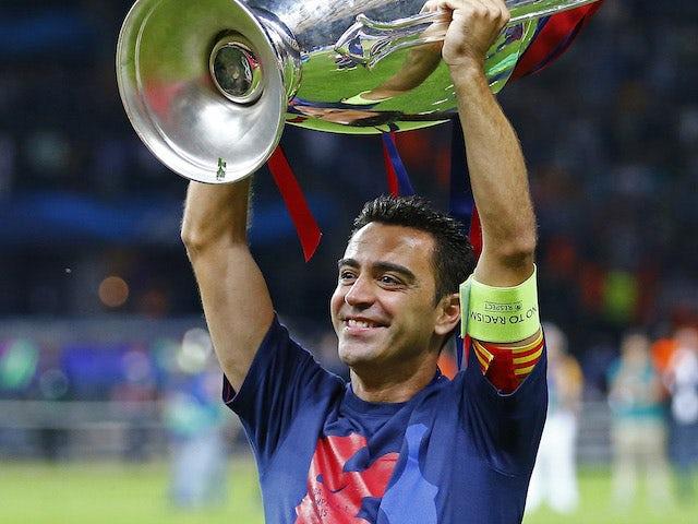 Xavi opens door to Barcelona return?
