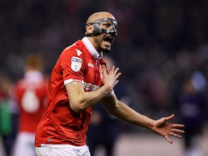Benalouane back in contention for Forest's final game