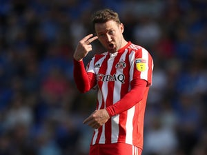 Aiden McGeady poised to return for Sunderland's playoff campaign