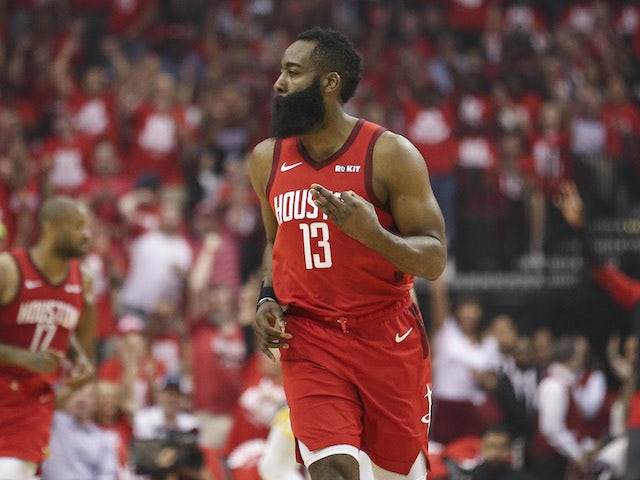 Result: Houston level series with Golden State