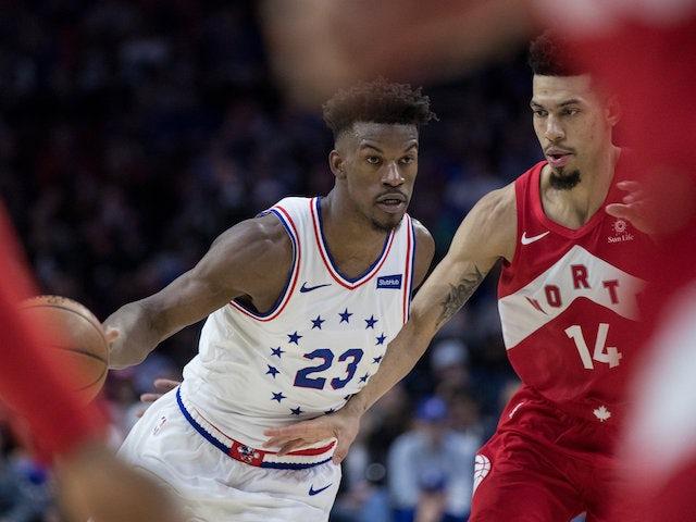 Result: Philadelphia 76ers complete turnaround to take Toronto Raptors to Game 7