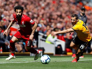 Live Commentary: Liverpool 2-0 Wolves - as it happened