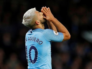 Team News: Sergio Aguero benched for FA Cup final