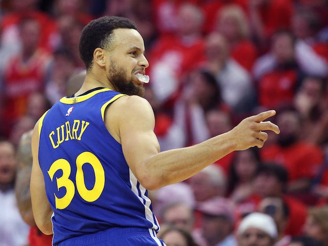Result: Curry on fire as Warriors make Western Conference finals