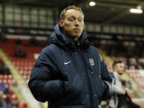 Steve Cooper in charge of England Under-17s in late 2015