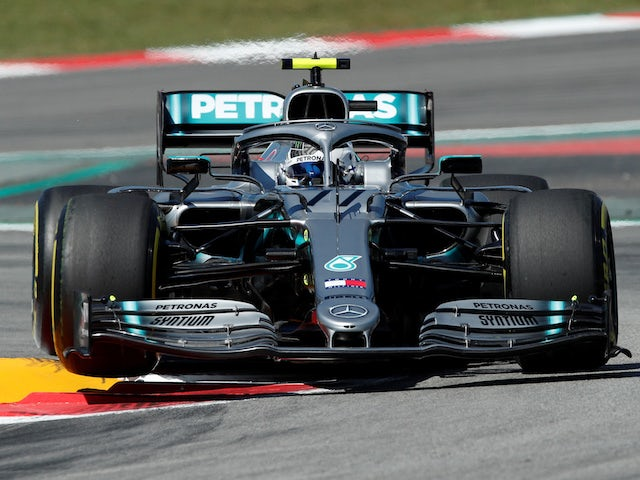 Bottas calls Canada GP a 'wake-up call'