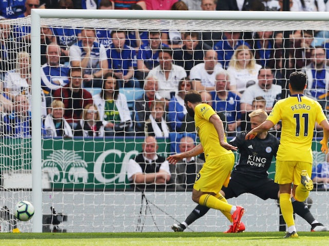 Result: Chelsea clinch third place despite Leicester draw