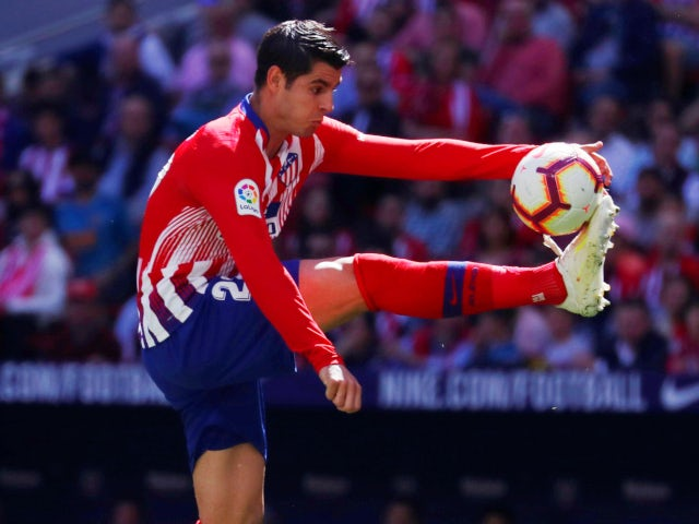 Report: Chelsea demanding £50m for Morata