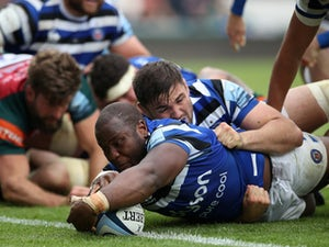 Bath produce last-gasp win over Leicester to ensure Champions Cup spot