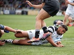 Injured backs Charles Piutau, Henry Purdy out of Bristol's clash with Toulon