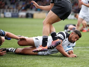 Relegated Newcastle Falcons end season with defeat to Bristol