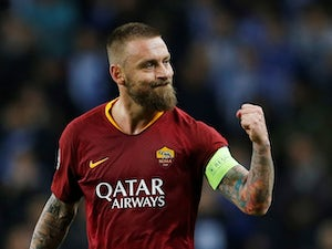 Man City to hand De Rossi coaching role?