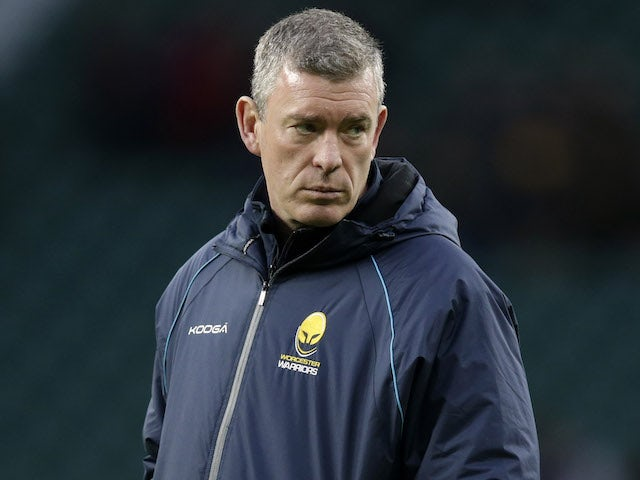 Dean Ryan named as Dragons' director of rugby