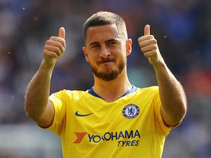 Chelsea 'tell Real Madrid Hazard price is £130m'