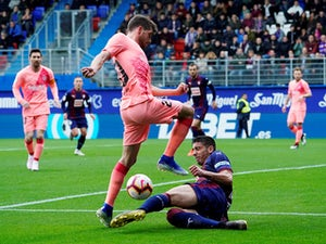 Live Commentary: Eibar 2-2 Barcelona - as it happened