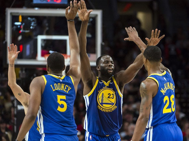 Result: Golden State Warriors on verge of fifth straight NBA Finals